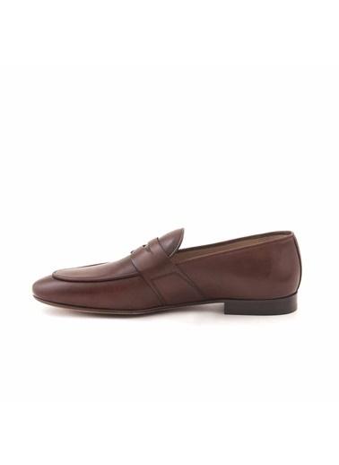 Mocassini Ayakkabı Taba